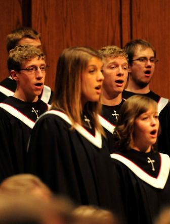 CC Choir Cropped B